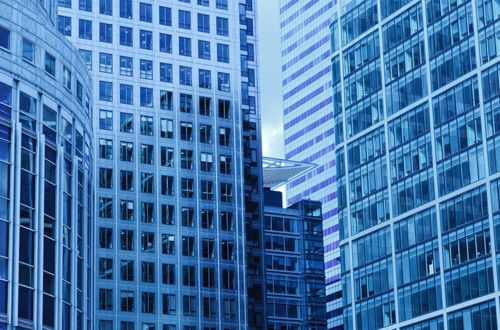 Building | glass | corporate